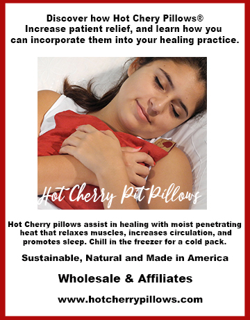 Hot Cherry Pillows ad