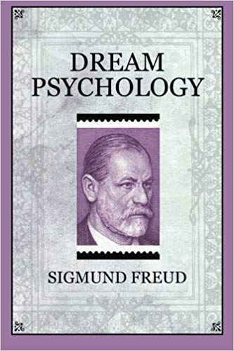 "Cover of ""Dream Psychology"" by Freud"