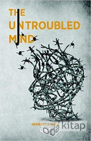 """The Untroubled Mind"" book cover"