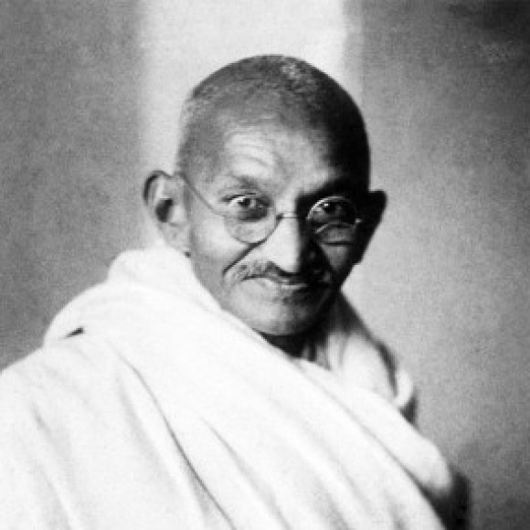 Profile picture of Mohandas Gandhi